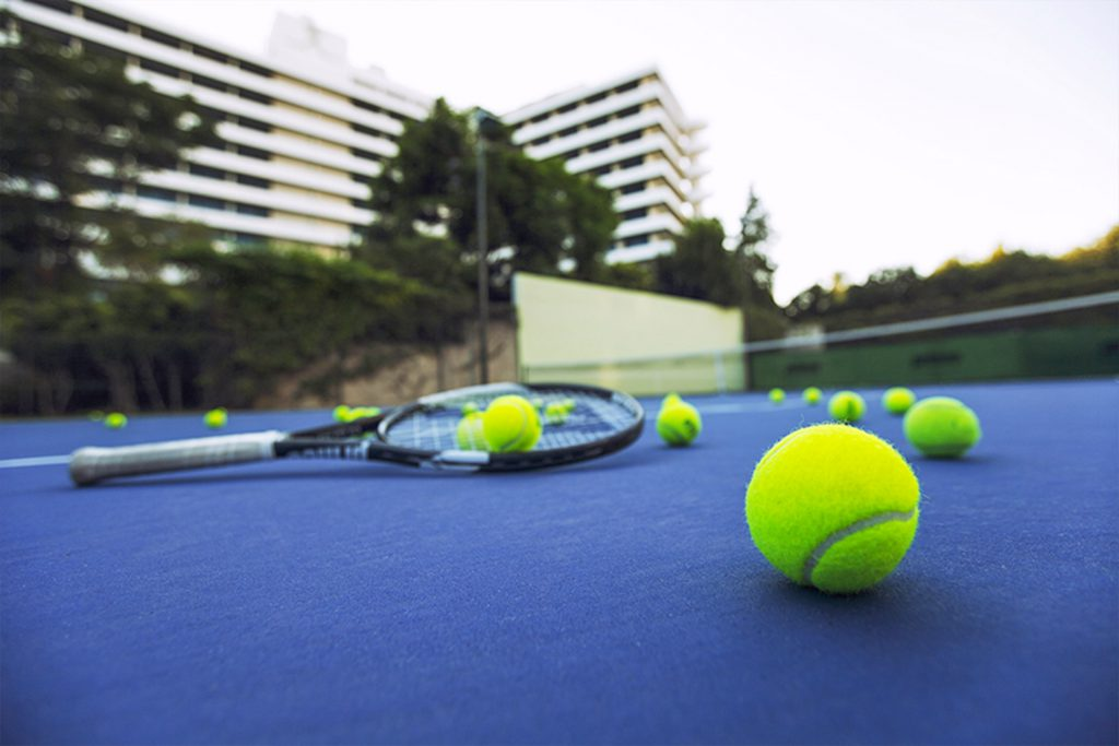 Tennis Courts- Facilities - Rixos Downtown Antalya