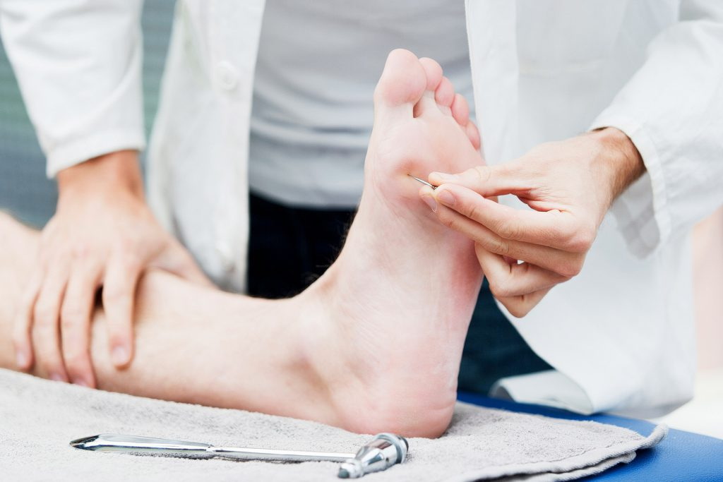 Diabetic Neuropathy - Diabetic Foot Care