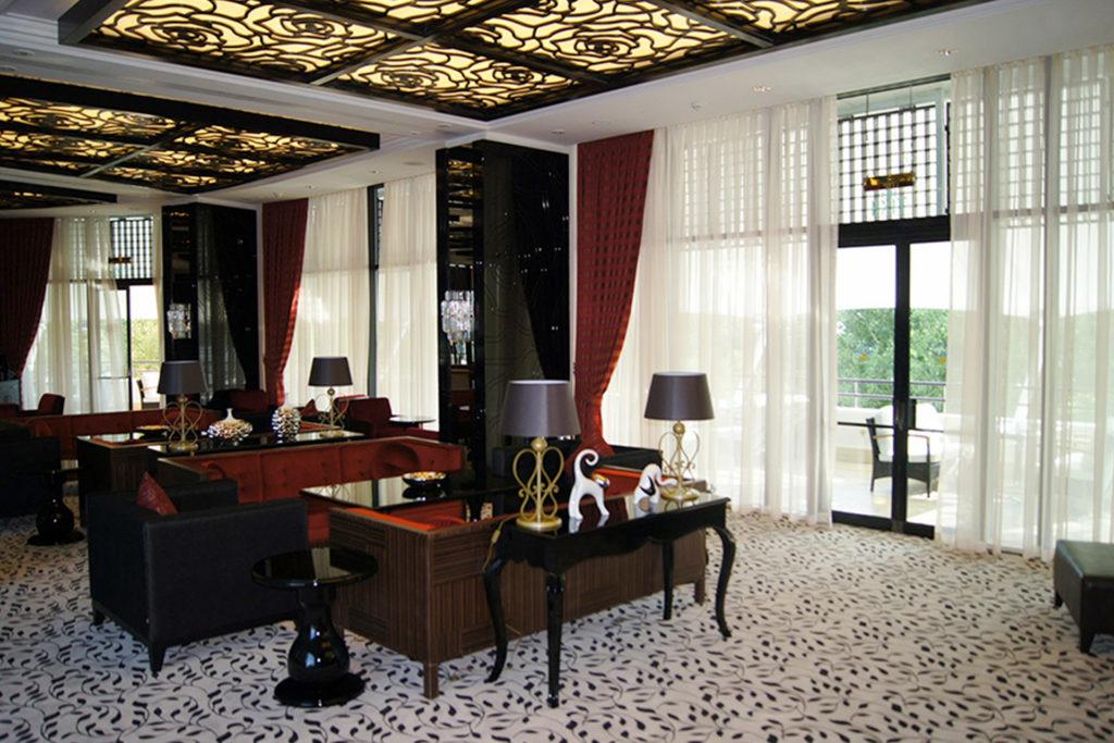 Lounge Ala Carte Restaurant - Medworld Rixos Downtown Antalya