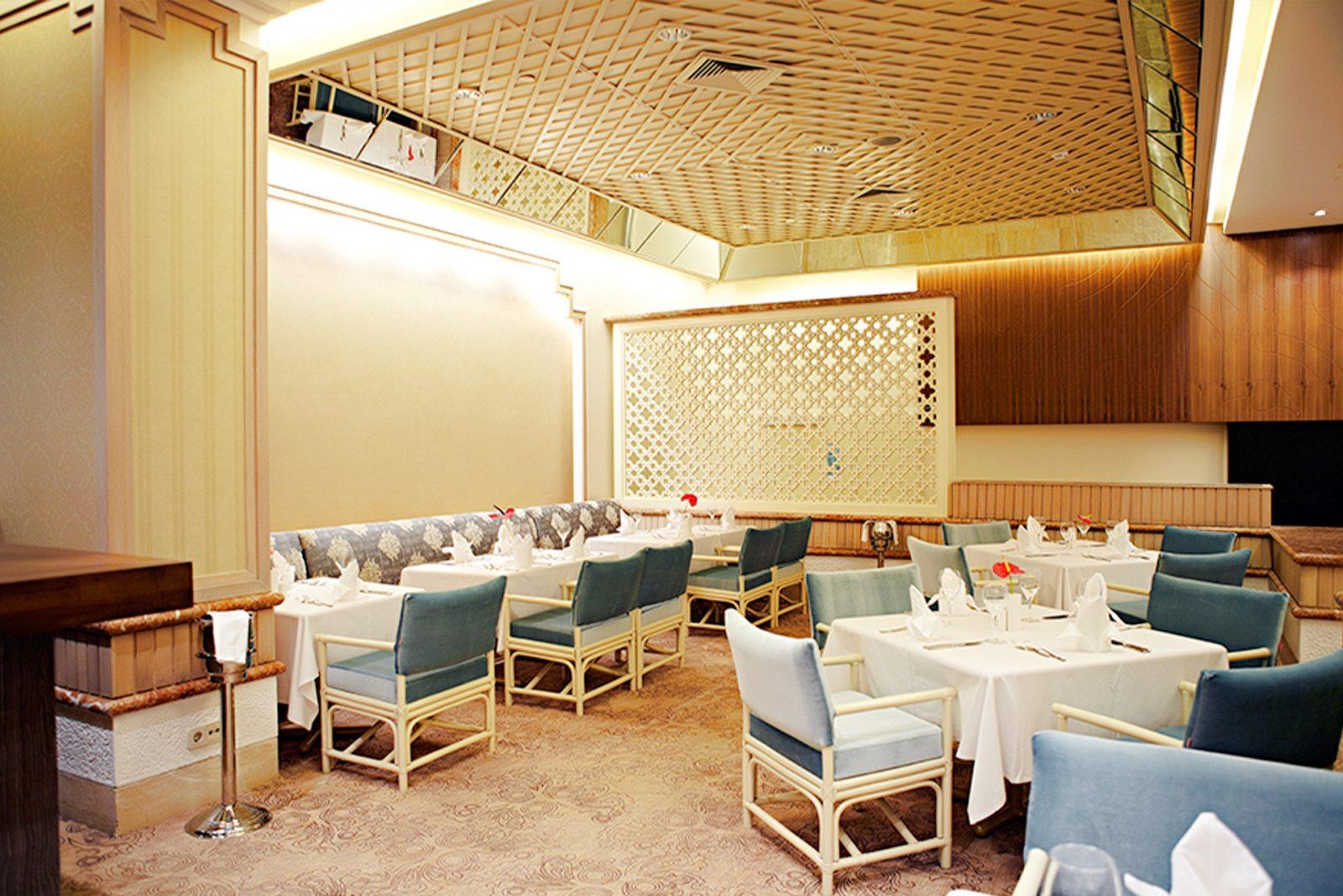 Panoramic Restaurant - Medworld Rixos Downtown Antalya