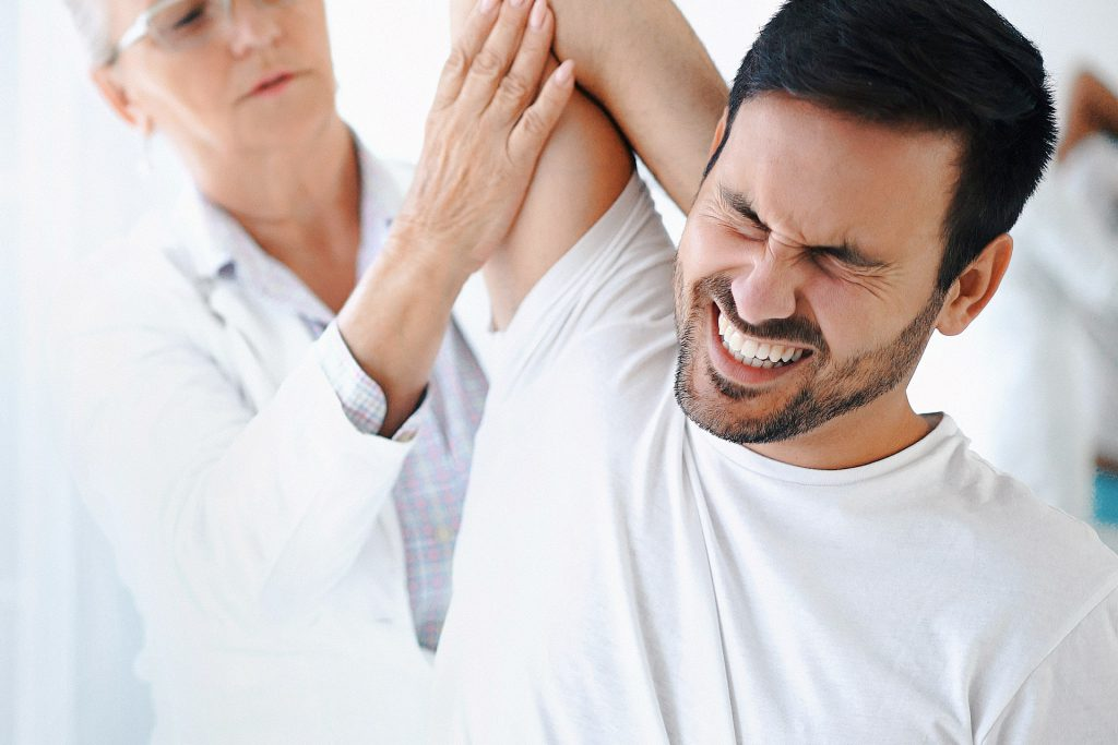 Shoulder Arm Pain