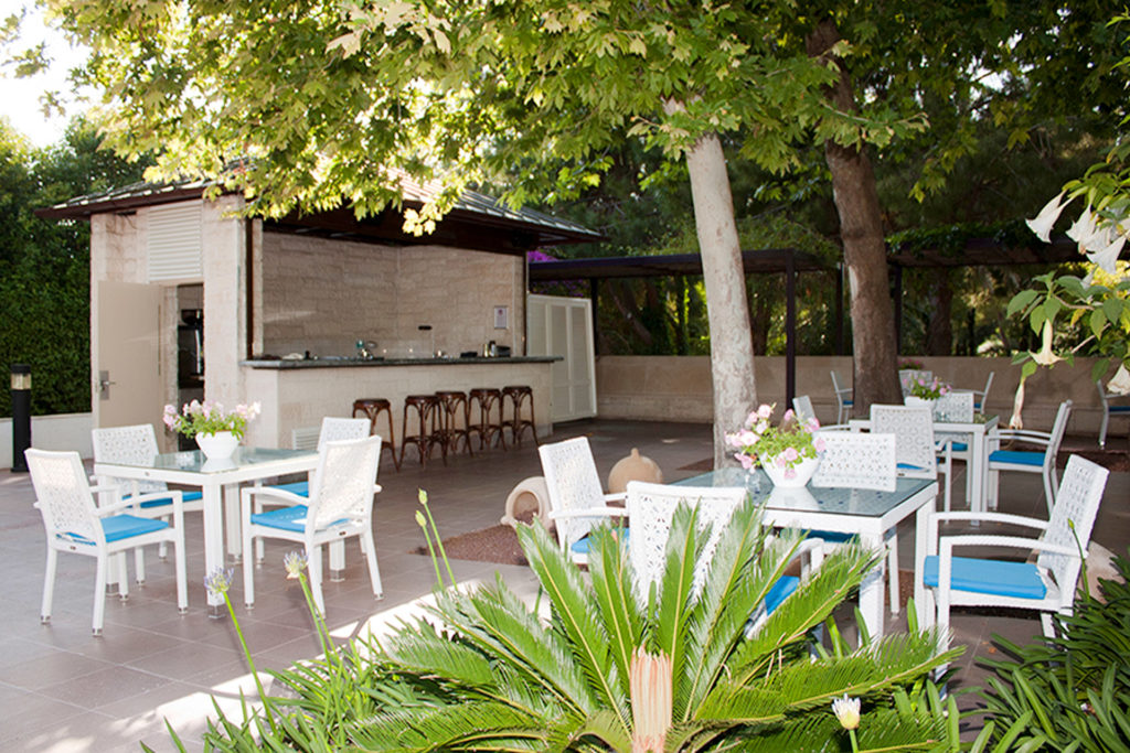 Tropic Ala Carte Restaurant - Medworld Rixos Downtown Antalya