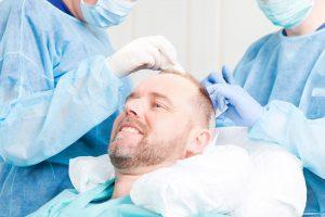 DHI method Hair Transplant