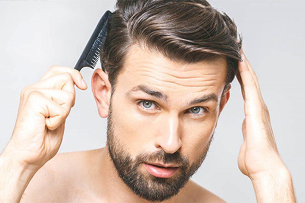 DHI Direct Hair Transplant Method