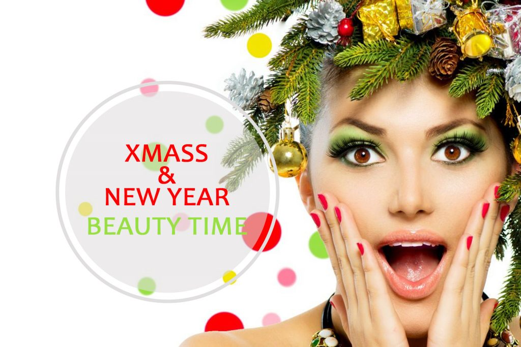 New Year anti aging treatment